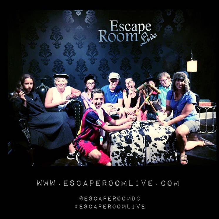 Escape Room Live Alexandria Alexandria, VA Photos & Videos