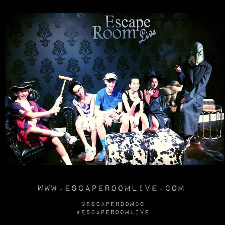 Escape room live alexandria alexandria va photos videos for Escape room live