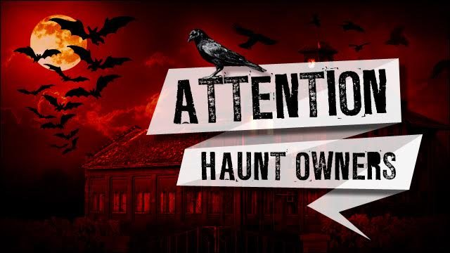 Attention Virginia Haunt Owners