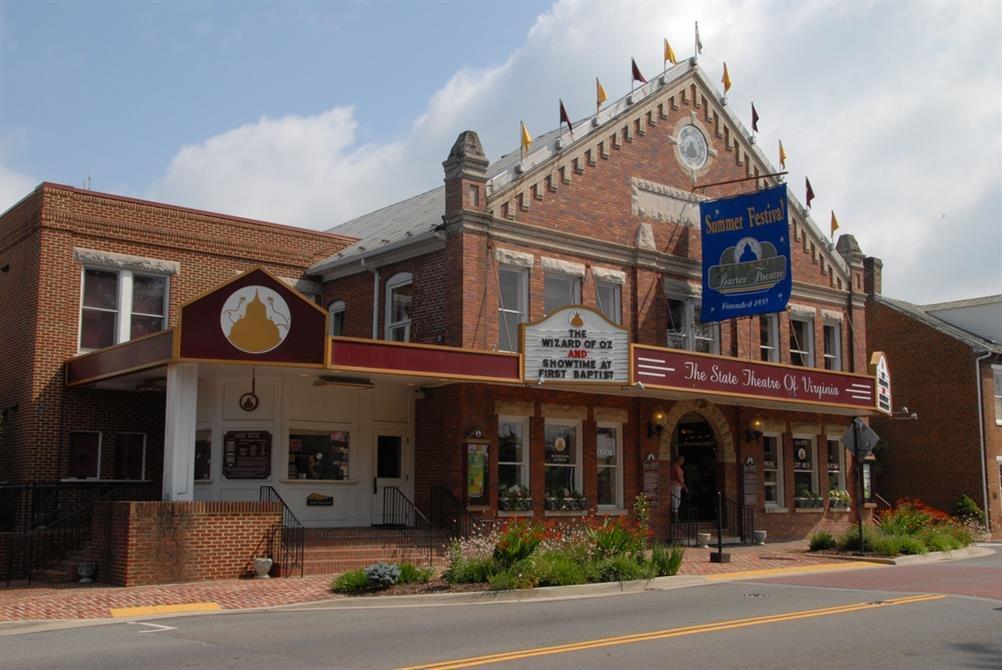 Barter Theatre | Abingdon Virginia | Real Haunted Place