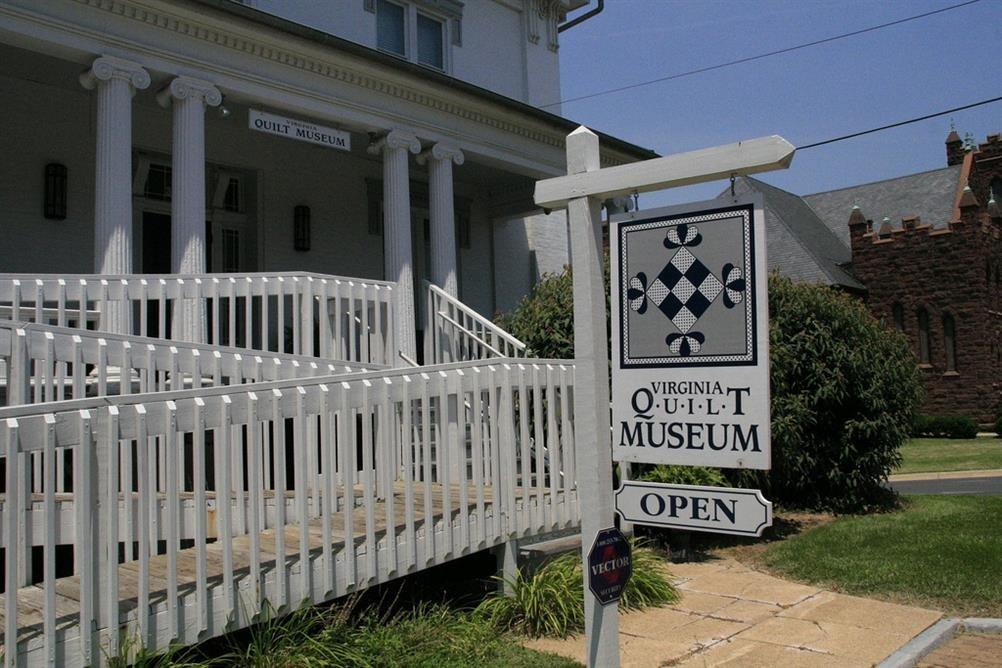 Virginia Quilt Museum | Harrisonburg Virginia | Real Haunted Place : va quilt museum - Adamdwight.com
